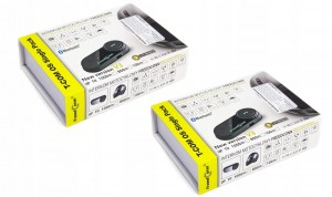 Interkom Bluetooth FreedConn T-Com OS V3 na 2 kaski do 100m