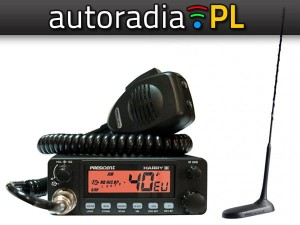 CB RADIO HARRY III ASC + Virginia + 4xGratis