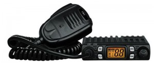 KOMPAKTOWE CB RADIO CRT ONE AM/FM/ASQ