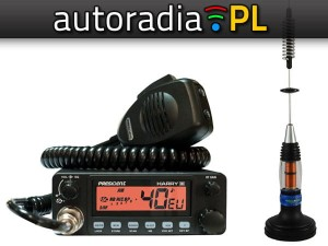 CB RADIO HARRY III ASC + MISSOURI