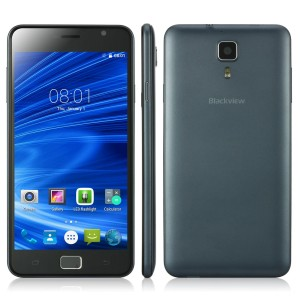 "SMARTFON BLACKVIEW  Alife P1 Pro 5,5"" 4x1.3GHz GPS LTE Android 5.1 Lollipop CZARNY"