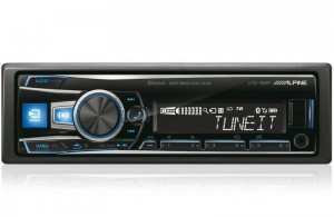 ALPINE UTE-92BT BLUETOOTH 32GB GRATIS! WYSOKI MODEL