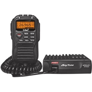 CB RADIO Road Blues Apollo V2,5 + RF-GAIN ANL